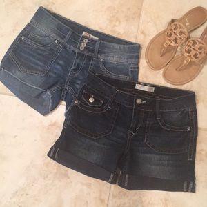 Pants - Denim Shorts Bundle